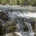 McDonald Falls.- Johns Lake Loop Hike