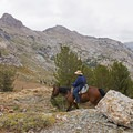 Some local riders.- Liberty Lake Backpacking