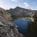 Liberty Lake.- Liberty Lake Backpacking