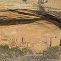The ruins at Butler Wash are large and well preserved.- Butler Wash Ruins