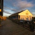 Facilities at the park.- Fenwick Island State Park