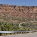 The Cedar Mesa area has endless hidden gems, from arches to native ruins- Comb Ridge Monocline