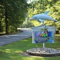 Atlantis Waterpark is right next to the campground.- Bull Run Campground
