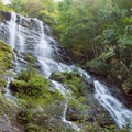 Amicalola Falls.- Amicalola Falls State Park Campground