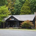 The park's visitor center and store. - Prince William Forest Park