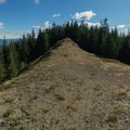 The best viewpoint from Huckleberry Mountain.- Huckleberry Mountain via Boulder Ridge