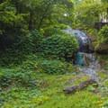 Hot spring cascade.- Hot Springs National Park