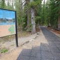 The trailheads to the bristlecones and glacier, along with Stella and Teresa lakes and Wheeler Peak, are adjacent to the campground.- Wheeler Campground