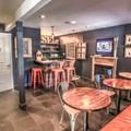 Private bar area.- Basecamp Tahoe South