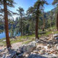 Granite Lake.- Maggie's Peak