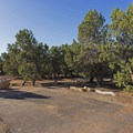 This is a desolate landscape, one of the most remote in the U.S.- Natural Bridges Campground