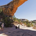 This thing is massive!- Natural Bridges National Monument