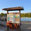 Simplot Pond.- Quinn's Pond and Simplot Ponds
