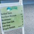 Lots of activities to choose from at Great Glen Trails Outdoor Center.- Great Glen Trails Outdoor Center