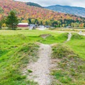 A small pump track is available a short ride from the parking area.- Great Glen Trails Outdoor Center