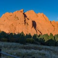 Kissing Camels.- Bretag Trail and Upper Central Garden Loop