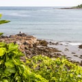 Access to a few beaches along the way make for a great place to stop and enjoy the view.- Cliff Walk