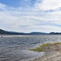 Payette Lake.- Payette River Meanders