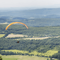 Paragliding!- Brace Mountain