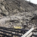 The lava truly flowed like a river.- Broken Top Loop Hike