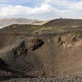 The big craters are a highlight of the hike.- North Crater Trail