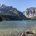 Phelps Lake.- Phelps Lake Loop Hike