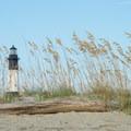 Historic Tybee Light Station.- Tybee North Beach + Lighthouse