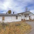 The cabin at Menor's Ferry.- Menor's Ferry Historic District