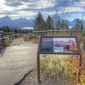 Jackson Point Overlook.- Signal Mountain Trail