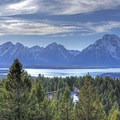 Incredible views of the Tetons from the Signal Mountain Trail.- Signal Mountain Trail