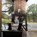In Ohiopyle town.- Kentuck Campgrounds