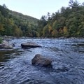 The Youghiogheny River.- Cucumber Falls