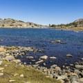 Upper Gaylor Lake.- Gaylor Lakes Basin