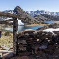 Great Sierra Mine structure.- Gaylor Lakes Basin