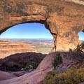 Partition Arch is a double arch.- Partition Arch
