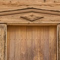 Detail of the schoolhouse.- Historic Town of Fruita