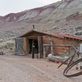 A smith's workshop.- Historic Town of Fruita