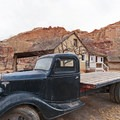 A classic Ford.- Historic Town of Fruita
