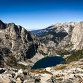 A great day hike from Hamilton continues along the trail toward Precipice Lake and Kaweah Gap, offering incredible vistas of Hamilton and the entirety of your route to get there.- Hamilton Lake