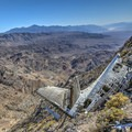 SA-16 Albatross plane wreck. Crashed January 24, 1952.- Towne Peak + Plane Wreck Site