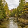 Jordan River.- Jordan River Pathway
