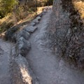 The Rim Trail, Pinnacles National Park.- Discovery Wall