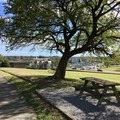 Nice picnic area.- Fort Negley