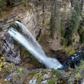 View of Mystic Falls.- Mystic Falls
