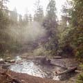 Mount Baker Hot Springs.- Mount Baker Hot Springs