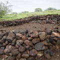 Some of the structures in Lapakahi State Park served a communal purpose and were quite large.- Lapakahi State Historical Park