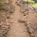 The path remains easy to walk throughout.- Lapakahi State Historical Park