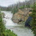 Smith River Falls.- Smith River Falls