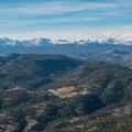 Close-up of South Arapahoe to Audubon Peaks.- South Boulder Peak via Shadow Canyon