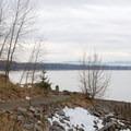 The Pend d'Oreille Bay Trail.- Pend d'Oreille Bay Trail